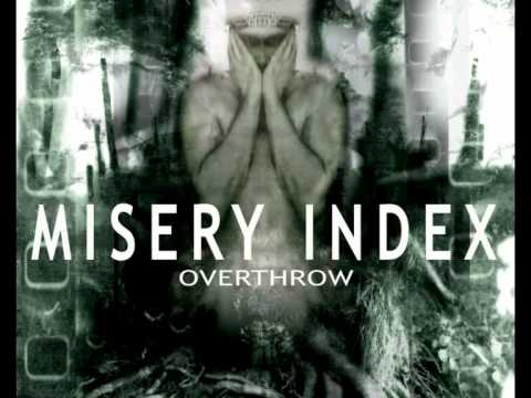Misery Index - Manufacturing Greed (Live On 88.9 WERS-Boston)