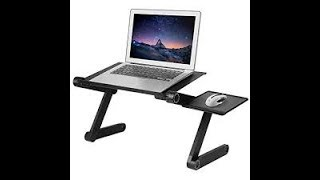 Executive Office Solutions Laptop Stand  Portable, Multipurpose, & Ergonomic On A Budget
