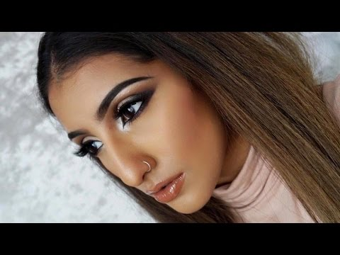 Tutorial: Glam Night Out/Clubbing Makeup   AnchalMUA