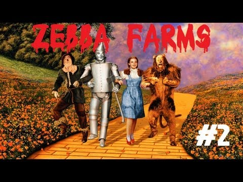 Custom Zombies - NEW Map Zebba Farms: We Nearly Have Enough to Buy SpiderBite!!! (Part 2)