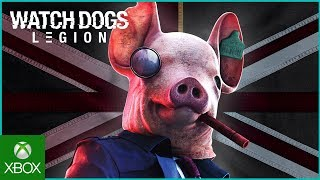 Watch Dogs Legion: E3 2019 Official World Premiere Trailer