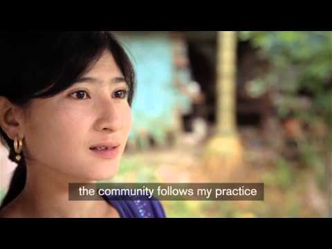 Positive Deviance - an innovative approach to improve malaria outcomes in Myanmar