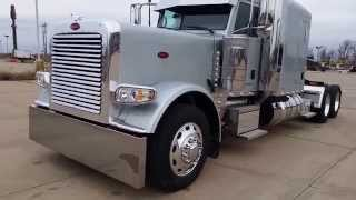 New 2015 Peterbilt 389 Custom Owner Operator Spec Flattop