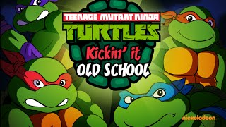 Ninja Turtles: Kickin It Old School!