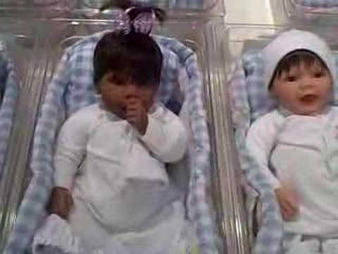 Creepy Baby Factory