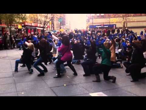 Withum Accounting Flash Mob Party Rock LMFAO | WS+B