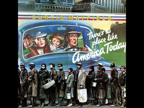jesus - Curtis Mayfield (There's No Place Like America).wmv