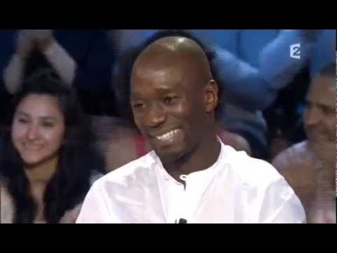 Claude Makelele - On n'est pas couché 30 mai 2009 #ONPC