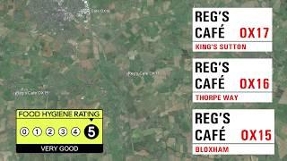 Reg's Cafe 8 Second Teaser