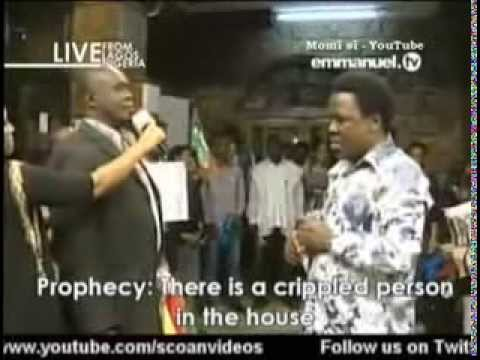 SCOAN 02 Mar 2014: Prayer Line: Prophecy, Deliverance With Prophet TB Joshua, Emmanuel TV