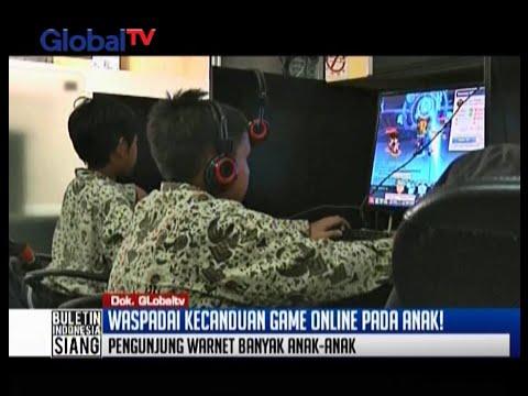 Waspadai Kecanduan Game Online Pada Anak! - BIS 20/11
