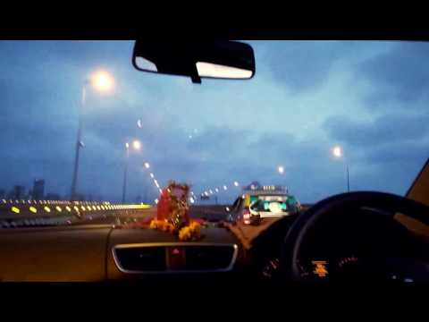 Bandra Worli Sea Link // Things To Do in Mumbai (India)