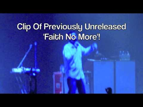Previously unreleaed Faith No More clip from Angel Dust era..!