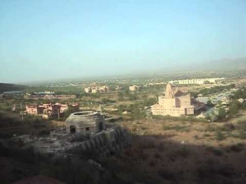 Sun Rise At Shree Digambar Jain Gyanodaya Tirth Schetra, Nareli ,ajmer video