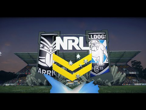 Rugby League Live 3: BE A PRO NRL 2018 (Round 12)