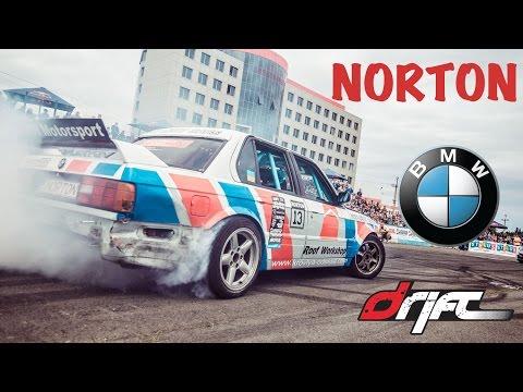 Norton BMW Drift