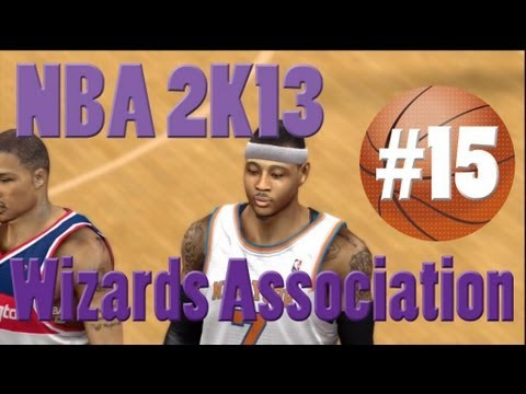 NBA 2K13 Wizards Association-Winning Streak?, ft. Baltimore2131-MREGamersTV