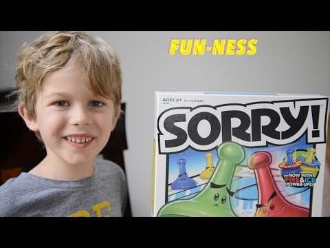 Sorry! - Game Review