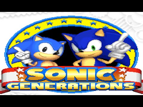 Sonic generations game mod sonic jumperations demo 1 download.
