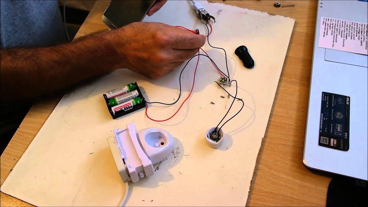Бесконтактная зарядка для телефона своими руками 47