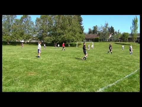 VUSC LADY KNIGHTS 2nd Goal vs Lodi Crushers, 2013 CCSL Spring League