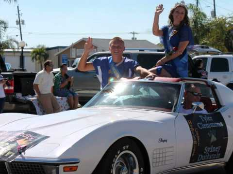 Clewiston High School Homecoming Court 2012