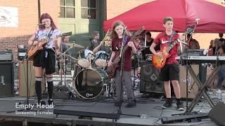 Empty Head - Screaming Females - Garage Rock Theme Quarterly Show