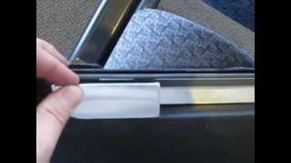 audi tt glove box replacement handle