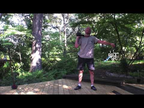 Bits and Pieces with Fitness Devolution. KB Swing Sampler and more...