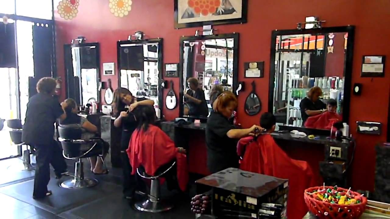 Salon de belleza en los angeles ca youtube for Administrar un salon de belleza