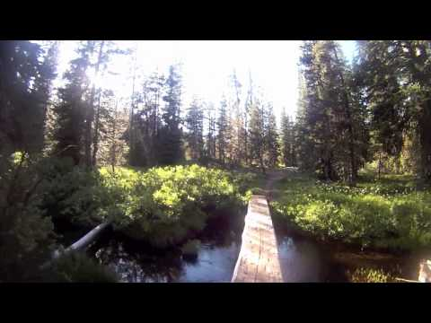 Tumalo Falls - Bend OR - August 2011