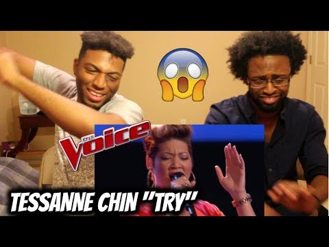 The Voice - Tessanne Chin sings