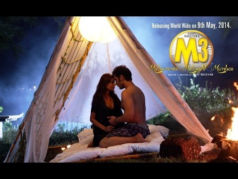 Deewangi Yeh Aashiqui | Hindi Movie - M3 | Hottest Suspense...