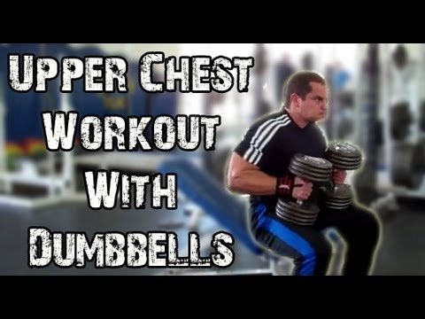 upper chest workout