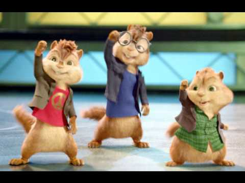 Country Girl (shake It For Me) -chipmunks video