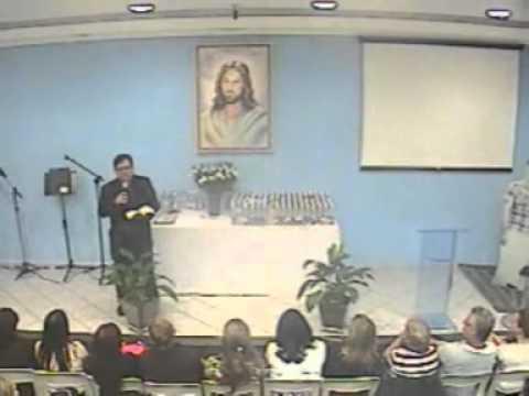 Palestra- Grupo Espírita Esperança - DE LUCCA- A TEMPESTADE ACALMADA - 14/05/14