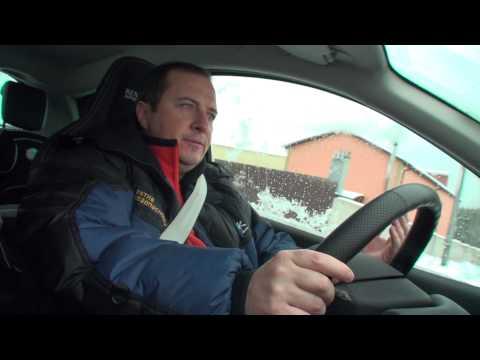 Какую дистанцию нужно соблюдать на зимней дороге