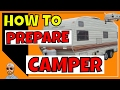 How to Prepare Camper for Use   Camper Remodel 10