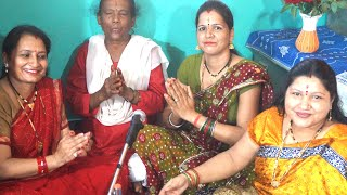 शिव-कृष्ण का प्यारा भजन  सज धज के चले त्रिपुरारी वृंदावन की सुहानी गलिन में