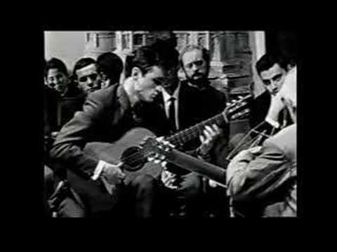 Andrés Segovia 1965 Masterclass: Ray Reussner Performs Bach
