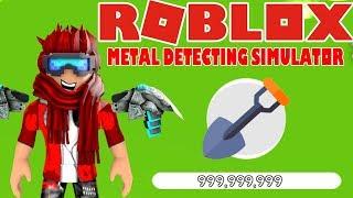 DYBESTE HUL!? Metal Detecting Simulator