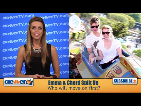 Emma Roberts & Chord Overstreet Break Up