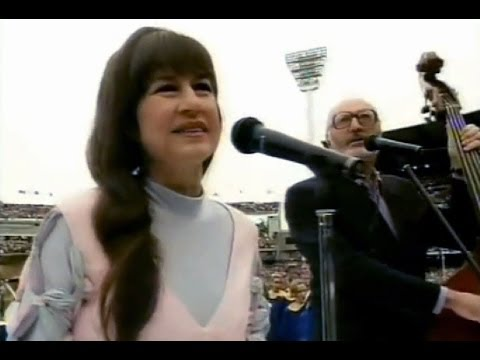 Seekers - I Am Australian, Waltzing Matilda, Georgy Girl (Live, 1994) + Advance, Australia Fair