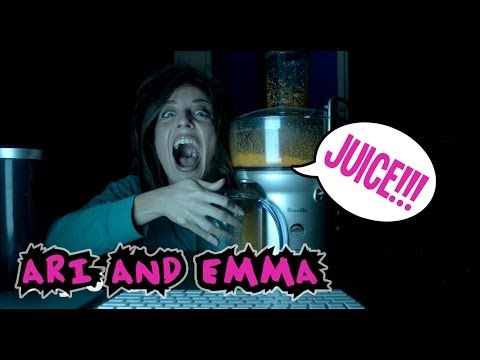 "Ari and Emma: ""Juicefast Girl Loses Her Mind"""