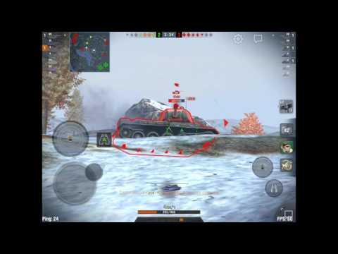 Топ 5 худших танков в wot blitz