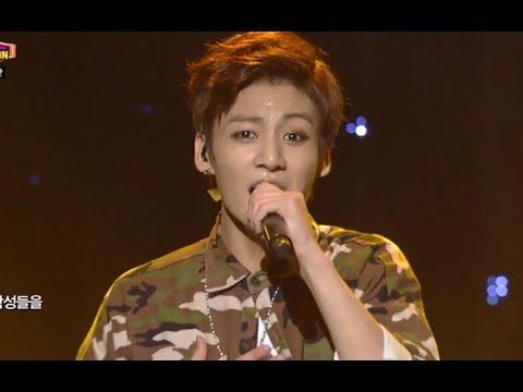 BTS - Attack on Bangtan . 방탄소년단 - 진격의 방탄. Show Champion 20131106