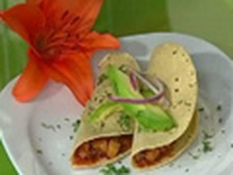Tacos de Mariscos...Receta