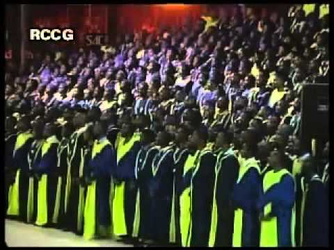 convention 2003 Holy Ghost Service 01