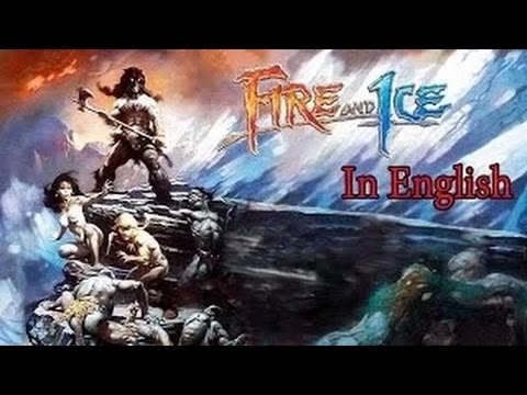 Fire & Ice - Cartoon Movie In English