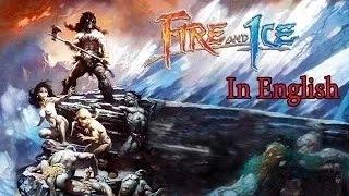 Fire & Ice - Cartoon Movie In English